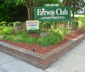 Commercial Grounds Maintenance in SE Michigan - Executive Property Maintenance - fairway