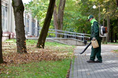 Commercial Grounds Maintenance Livonia - Executive Property Maintenance - lawncare2