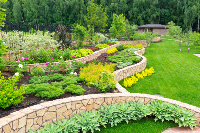 Southeast Michigan Landscape Installation - Executive Property Maintenance - reslandscaping3