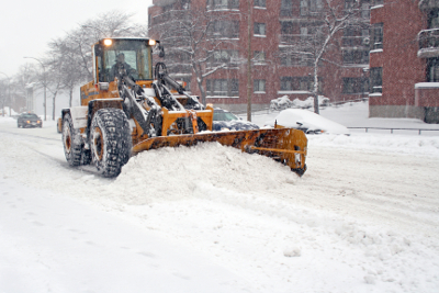 Plymouth Commercial Snow Removal - Executive Property Maintenance - snowremoval1