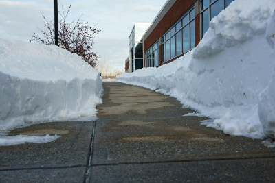 Southfield Commercial Snow Removal - Executive Property Maintenance - snowremoval4