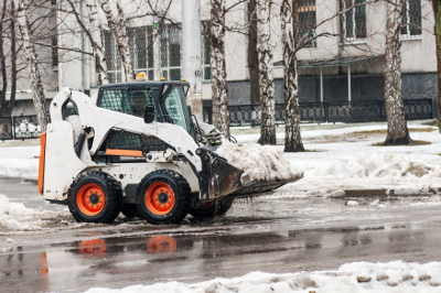 Livonia Commercial Snow Removal - Executive Property Maintenance - snowremoval5